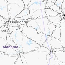 Map Of Georgia Railroads.Florida Railroads Openstreetmap Wiki